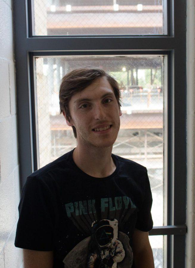 HUMANS OF MC: Nathan Matheson