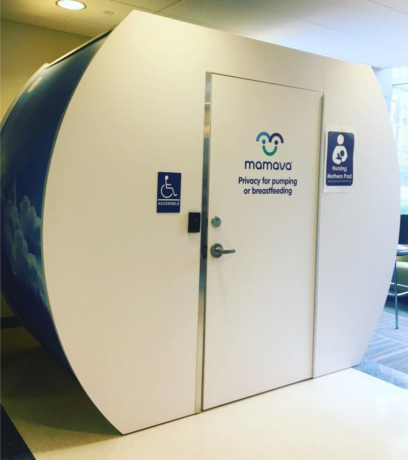 Introducing Mamava Lactation Suites