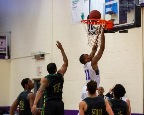 Raptors Rout Rowan College Men's Team in Home Opener