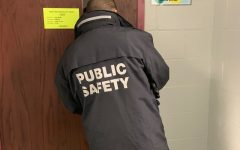 Temporary Security Staff Faced Potential Layoffs