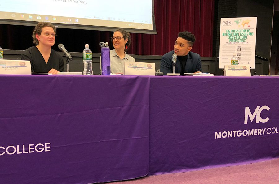 Diversity panel promotes awareness of intercultural issues