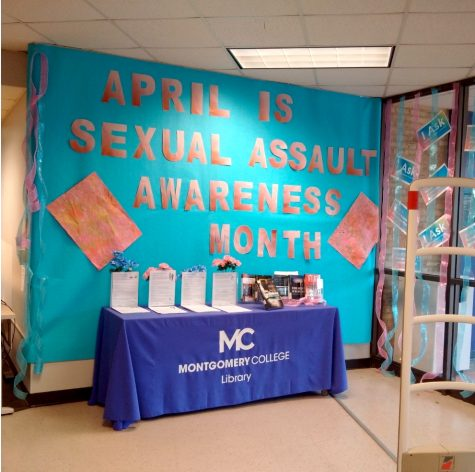 Teal Tuesdays Reach Montgomery College for Sexual Assault Awareness Month (SAAM)