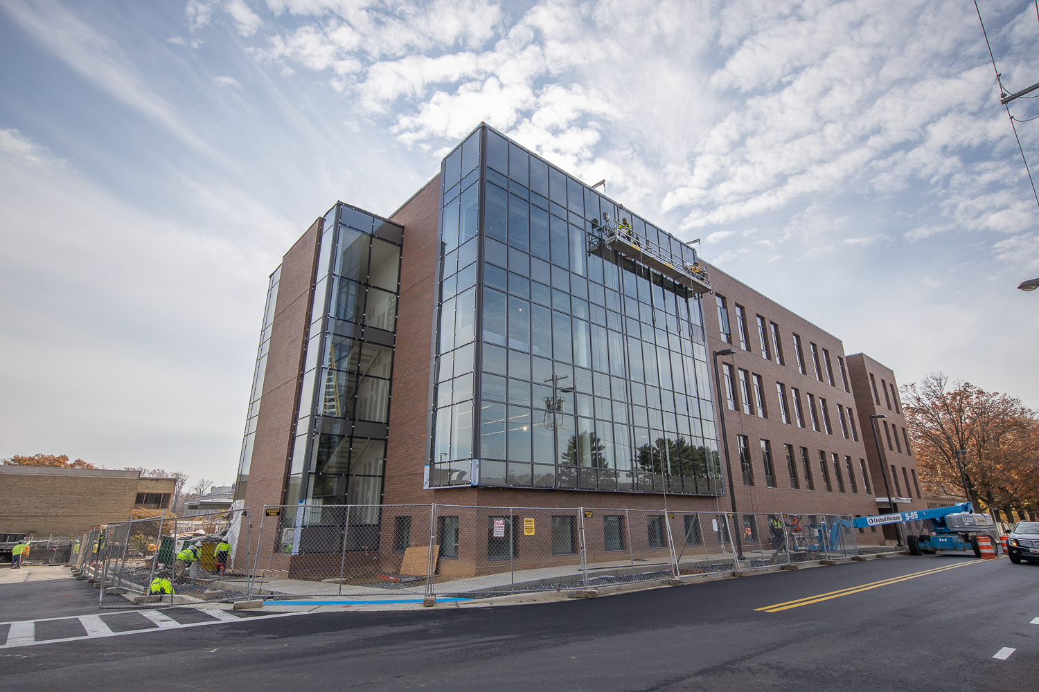 New Student Service Center will be opened in June 2020.