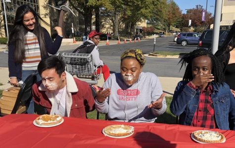 Fall Festival Attracts Students from All Over Campus