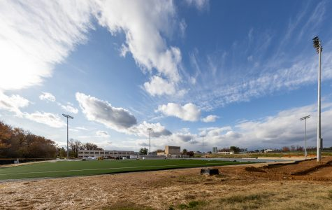 Montgomery College is Hoping to Have a New Soccer Field Complex by Spring 2020.