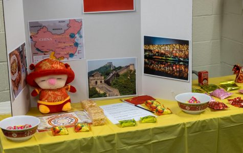 "Experience Foreign Foods and Cultures with ""Around The World""."