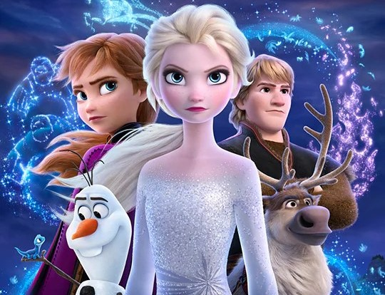 Frozen II: Not so Unknown Anymore
