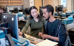 Dr. Lan Xiang teaches Electrical Engineering at Montgomery College