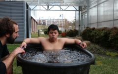 MC Student Veterans Take a Deep Breath and Chill