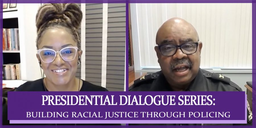 Marcus Jones and Dr. Pollard Have a Conversation About Police in Maryland