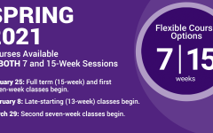 Navigation to Story: 7-Week Courses at MC Explained