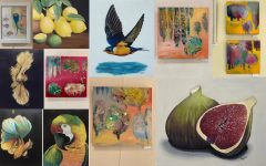Navigation to Story: 'Middle Eastern American Artists in the Garden and Beyond' Exhibit now at Brookside Gardens